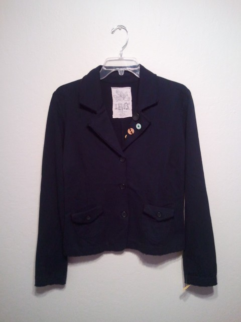 Levi's Cotton Blazer $5